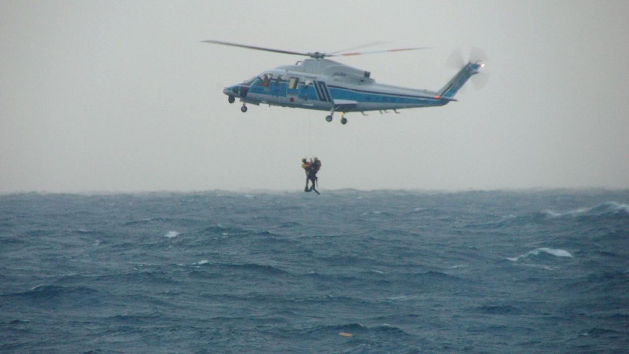 Britse marine evacueert passagiers cruiseschip