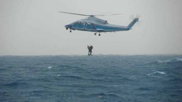 Schipper overleeft 66 dagen op zee in kapotte boot