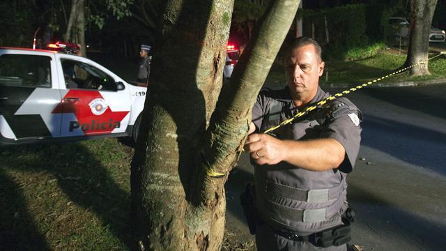Vijf doden neergestorte helikopter Brazilië