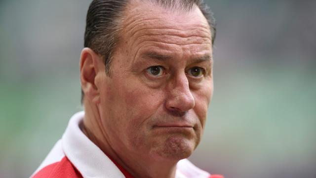 VfB Stuttgart bevestigt vertrek trainer Stevens