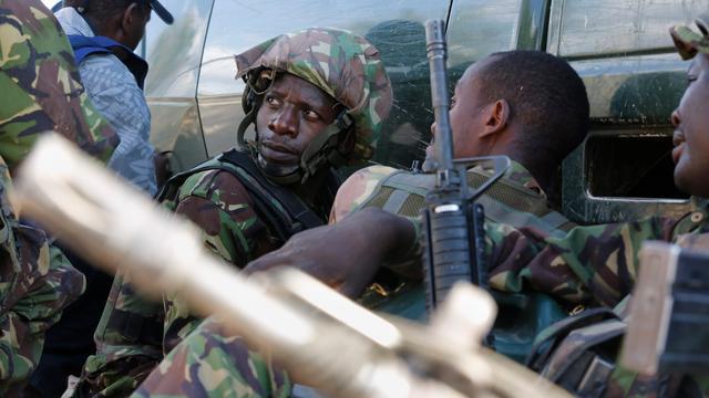Doden door aanslag op vredestroepen Somalië
