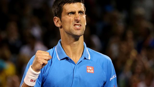 Djokovic verslaat Isner en plaatst zich voor finale in Miami