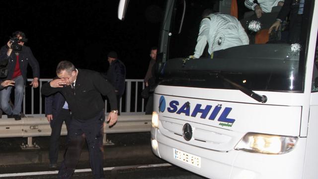 Fenerbahçe wil dat competitie wordt gestaakt na aanslag op spelersbus