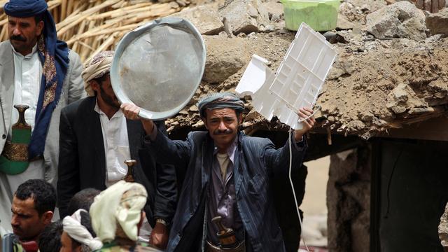 Nieuwe bombardementen op Jemenitische hoofdstad Sanaa