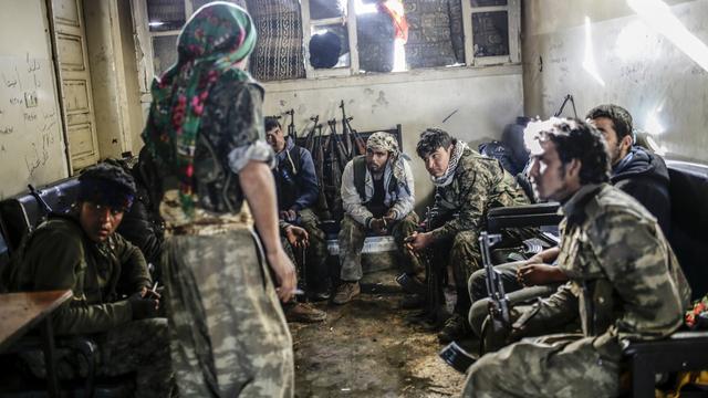 Syrisch leger trekt bolwerk al-Nusra Front binnen