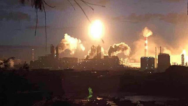 Chinese chemische fabriek ontploft voor tweede keer in twee jaar