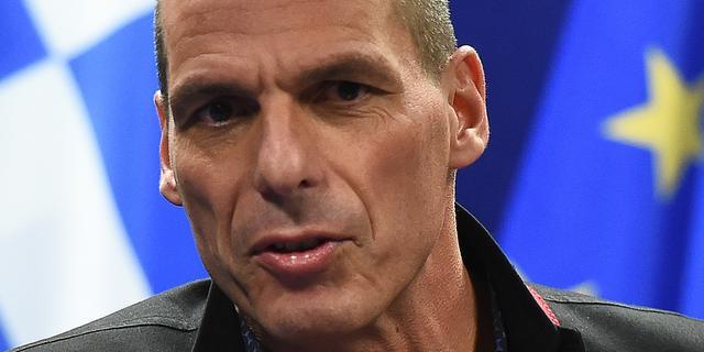 Varoufakis denkt niet dat het tot een Grexit komt