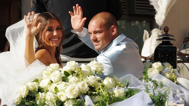 Yolanthe Sneijder-Cabau begrijpt geruchten over huwelijksproblemen