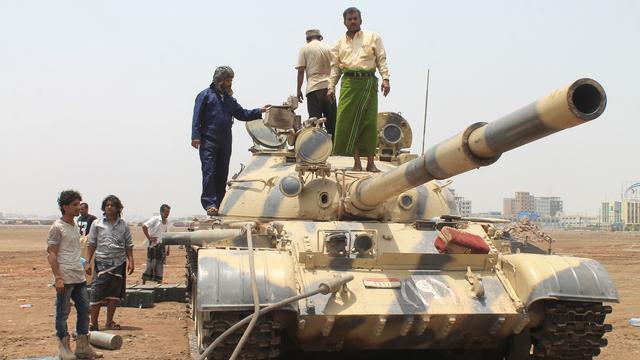 'Iraniërs gearresteerd in Aden'