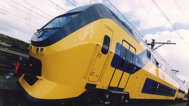 Defecte trein zorgt voor vertraging tussen Schiphol en Leiden