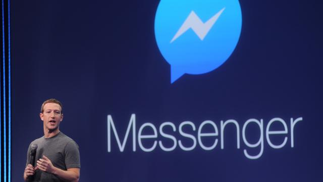 Facebook overweegt games voor in Messenger-app
