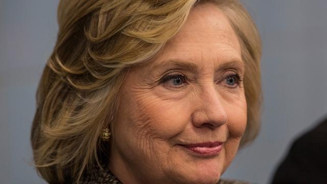 'Hillary Clinton maakt kandidatuur presidentschap binnenkort bekend'