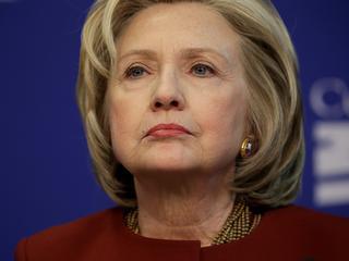 Clinton deed in 2008 ook al een gooi naar presidentschap