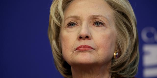 Hillary Clinton kandidaat voor Amerikaans presidentschap