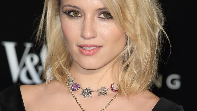 Actrice Dianna Agron verliefd op zanger Winston Marshall