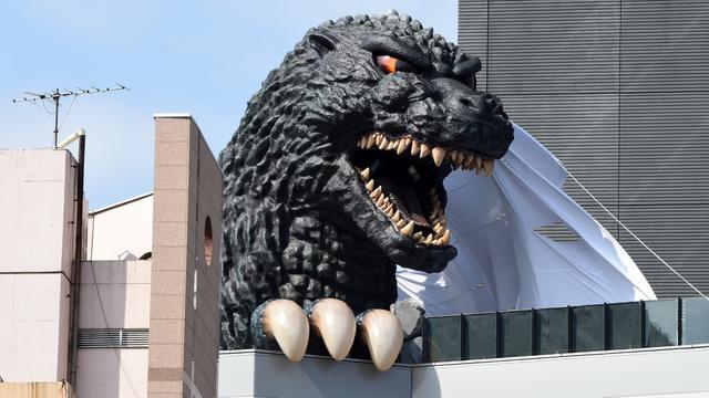 Godzilla benoemd tot ambassadeur voor toerisme in Tokio