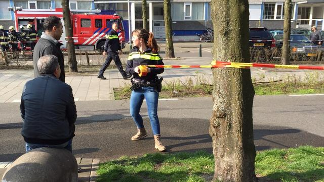 Man die flat wilde opblazen in Utrecht overmeesterd door politie