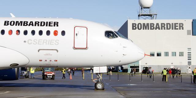 VS voert heffing in voor vliegtuigen van Canadees bedrijf Bombardier