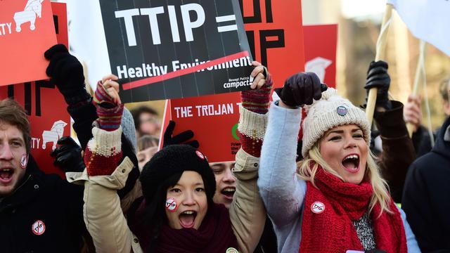 Foodwatch noemt voorlichting overheid rond TTIP misleidend