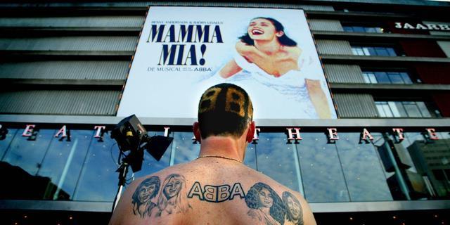 Mamma Mia! verdwijnt na veertien jaar van Broadway