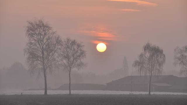 Warme dag voor Twente met daarna wisselvallig weekend