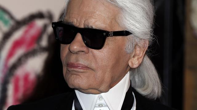 'Karl Lagerfeld overweegt Duitse identiteit op te geven'