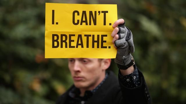 Schadevergoeding voor nabestaanden Eric Garner na politiegeweld