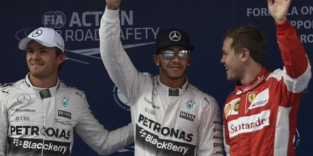 Hamilton verwacht ondanks pole lastige race in China