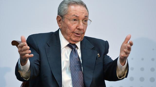 Raúl Castro erkent economische problemen Cuba