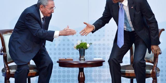 Banden tussen Verenigde Staten en Cuba binnenkort hersteld
