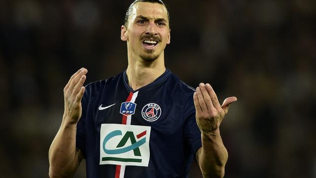 Paris Saint-Germain zonder Ibrahimovic in kampioensduel