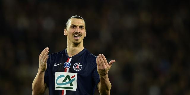 Ibrahimovic vindt schorsing van vier duels een 'farce'