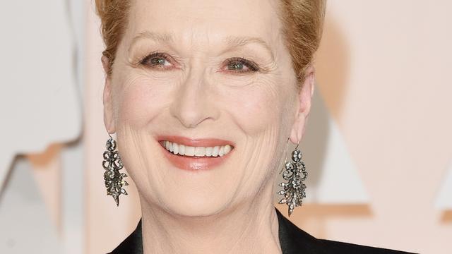 Meryl Streep krijgt Cecil B. DeMille Award