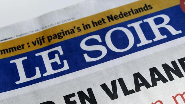 Nieuwe cyberaanval op website Belgische krant