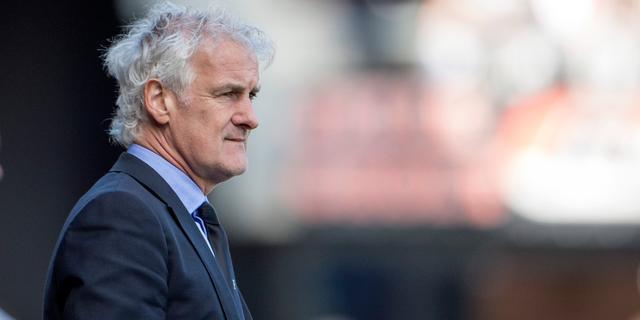 Rutten bedankt voor functie als assistent-trainer Oranje