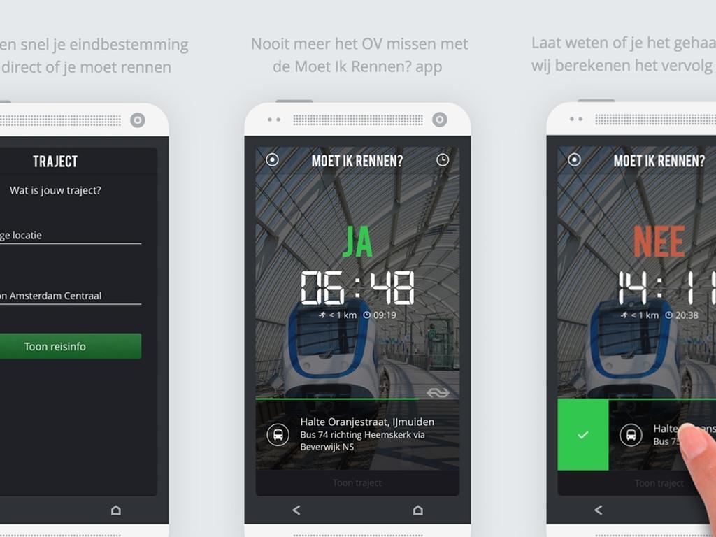 Beste apps van de week: Swoosh en Highball