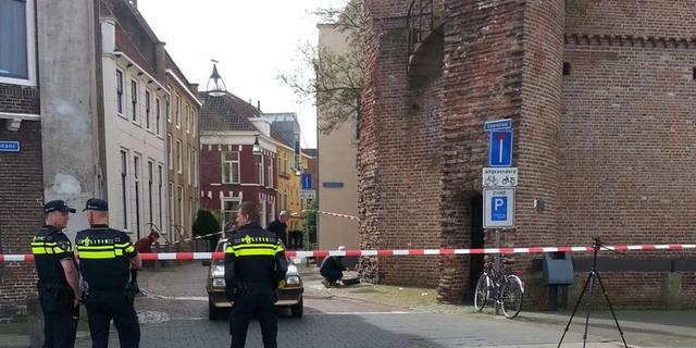 Man op straat neergestoken in Zwolse binnenstad