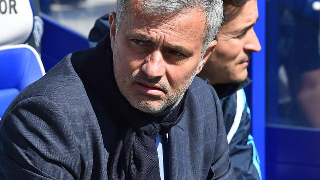 Mourinho: 'Kampioenschap Chelsea kwestie van rekenwerk'