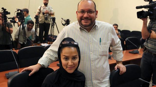 Iran laat Washington Post-journalist Jason Rezaian vrij