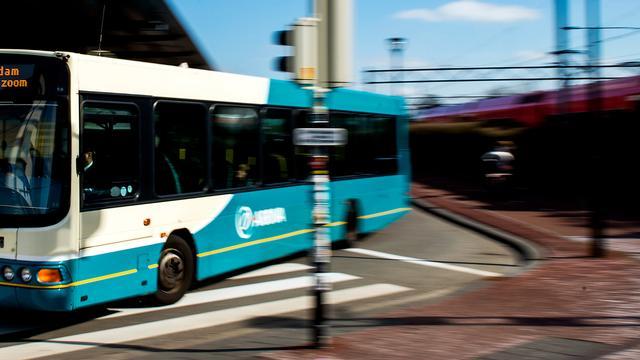 Wilde staking van buschauffeurs Arriva in Tilburg