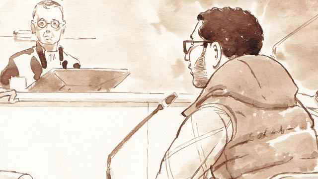 Terreurverdachte Mohamed B. blijft voorlopig vastzitten