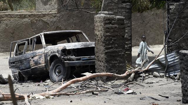 Tientallen doden door aanvallen Boko Haram