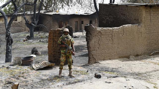 Boko Haram vermoordt dorpsbewoners Kameroen
