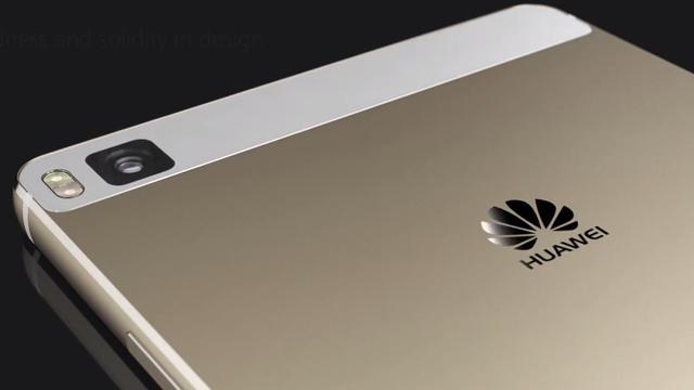 'Huawei P9 krijgt twee camera's aan achterkant'