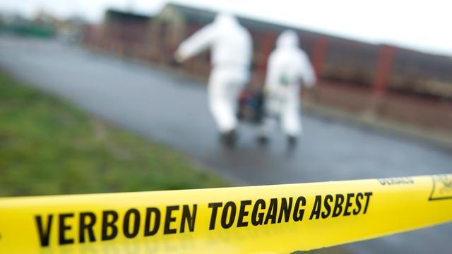 Straalmiddel van bedrijf Dordrecht bevatte mogelijk al langer asbest