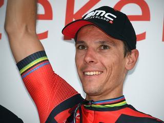 Philippe Gilbert won vijfdaagse koers vorig jaar