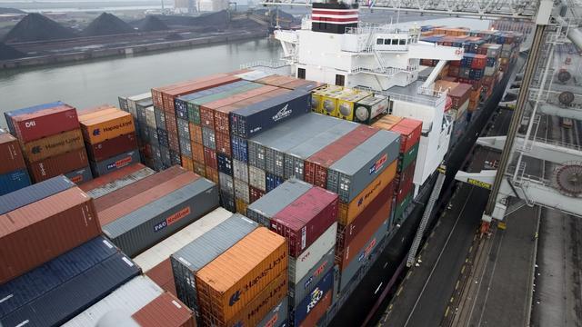 Nederlandse export trekt verder aan in mei