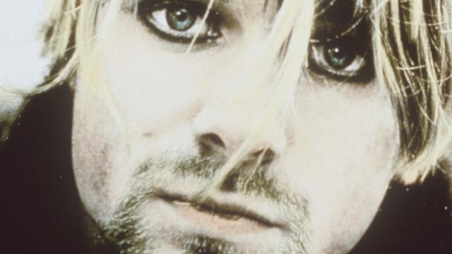 Eerste nummer soloplaat Kurt Cobain verschenen
