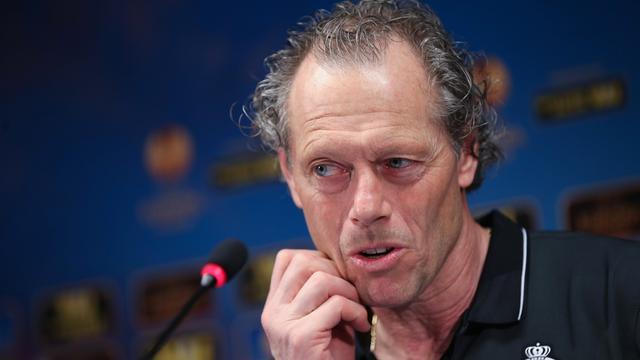 Club Brugge-coach Preud'homme verwacht pokerspel in return tegen Dnjepr