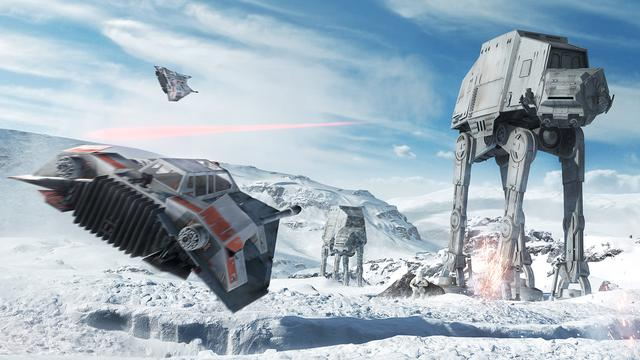 Eerste indruk: Star Wars: Battlefront is mix van strategie en spektakel